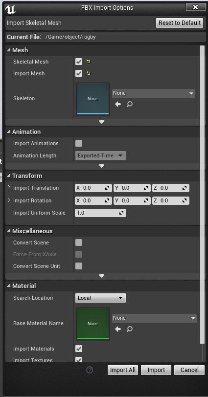 Unreal Plugin Documentation - Unreal Plugin 1 2 Documentation